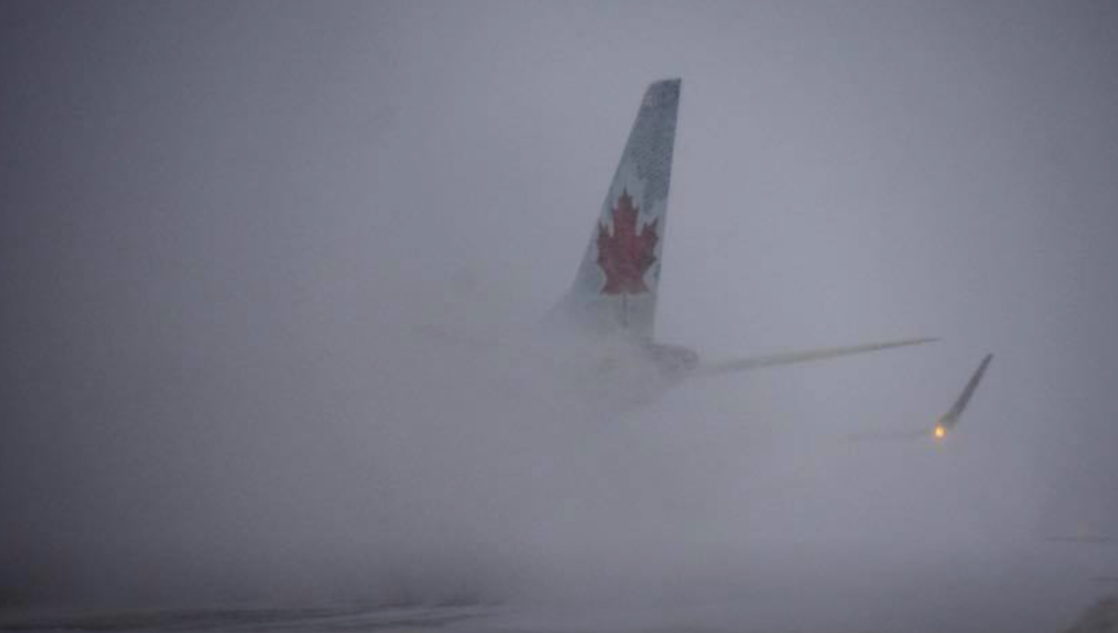 Will Pearson airports planned congestion hurt Air Canada?