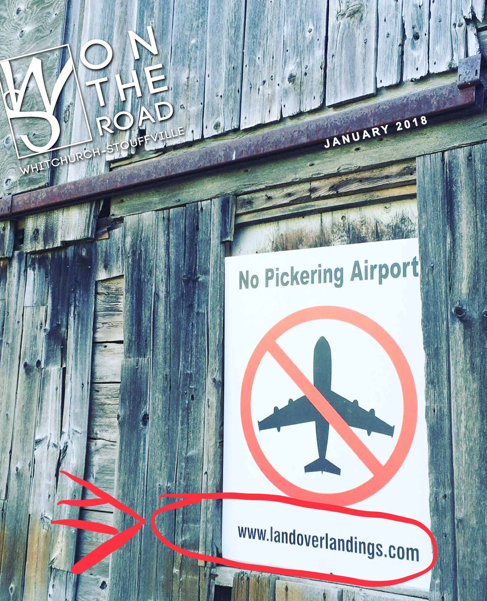 Is Stouffville's town council funding an airport misinformation war ?