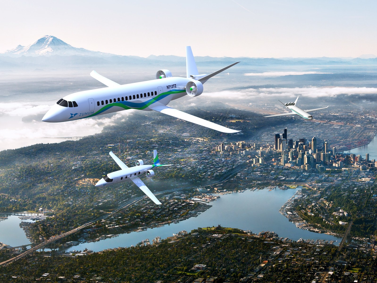 Will Toronto miss out on aviations green revolution?