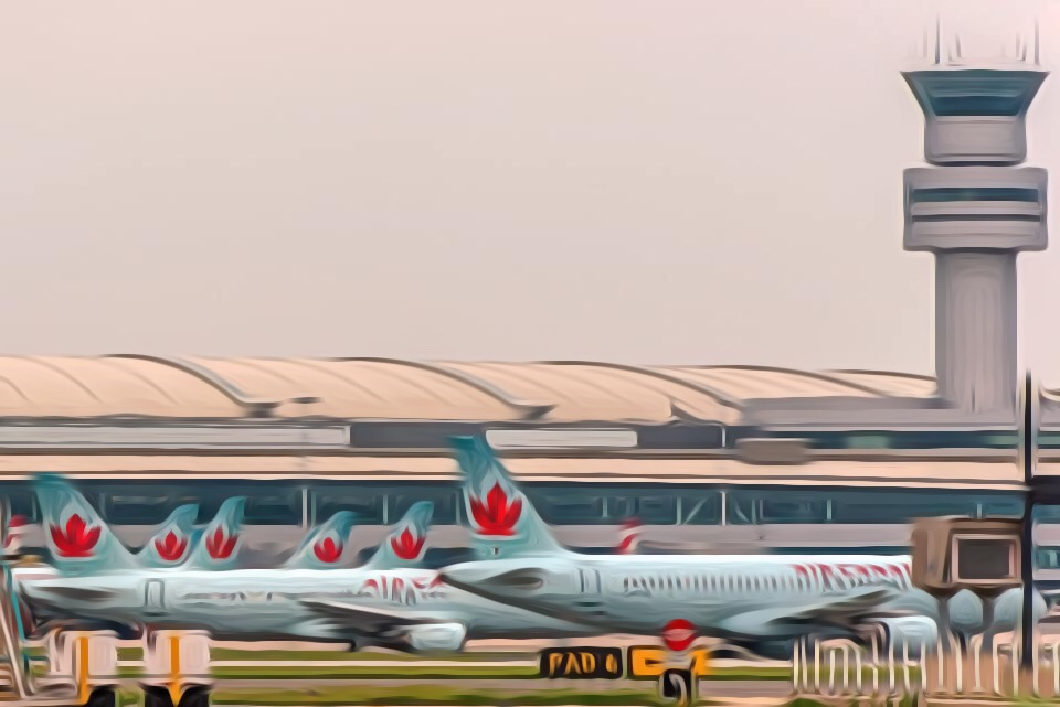 A Pearson MegaHub and Toronto's Missing Airport