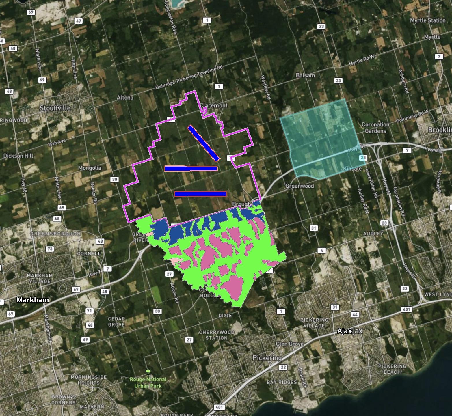 A New Green Aerotropolis Takes Shape Near Toronto