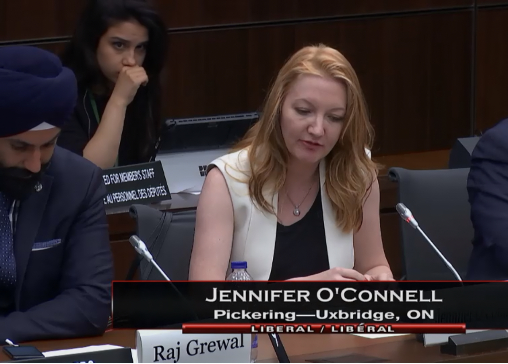 Understanding the Political Financing of Jennifer O'Connell, MP Pickering Uxbridge